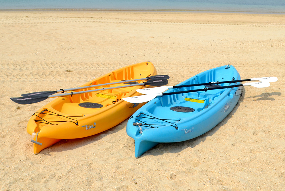 Sea Kayak 30 mins (for 2 person)