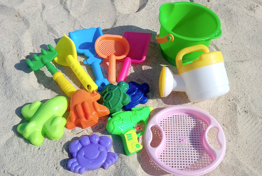 Sandboxes & Beach Toys for Kids